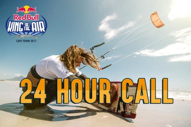 Red Bull King Of The AIR 24 HOUR WARNING